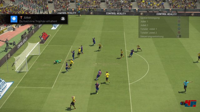 Screenshot - Pro Evolution Soccer 2017 (PS4) 92533201