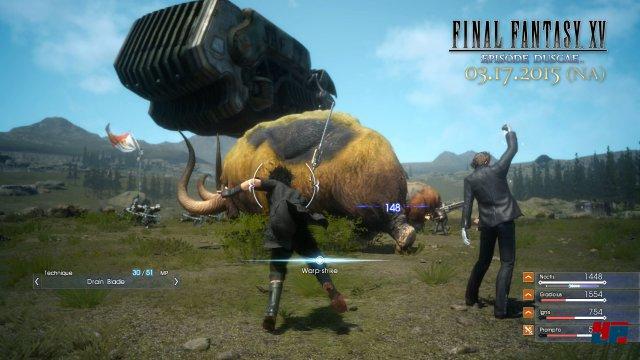Screenshot - Final Fantasy 15 (PlayStation4) 92500913