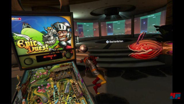 Screenshot - Pinball FX 2 VR (PS4) 92537182