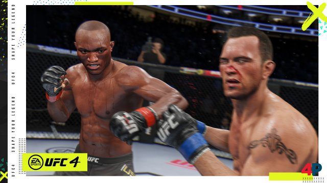 Screenshot - EA Sports UFC 4 (PS4, One) 92621597
