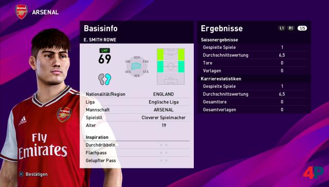 Screenshot - eFootball PES 2020 (PS4) 92596432
