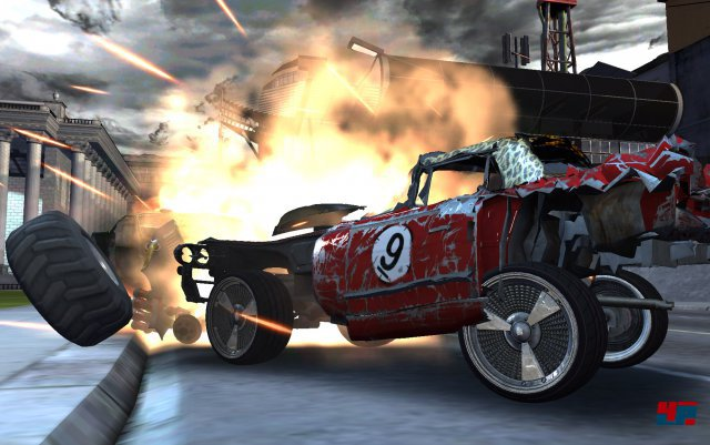 Screenshot - Carmageddon: Reincarnation (PC) 92506254