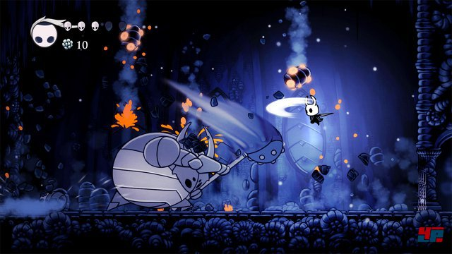 Screenshot - Hollow Knight (Switch)