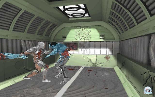BioForges Kampfsystem war zwar träge, aber in seinem Umfang sehr beeindruckend. Außerdem durfte man Leute mit einem abgerissenen Arm verprügeln.