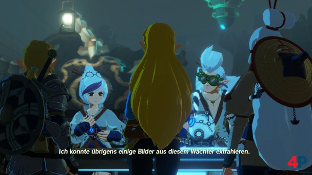 Screenshot - Hyrule Warriors: Zeit der Verheerung (Switch) 92629178