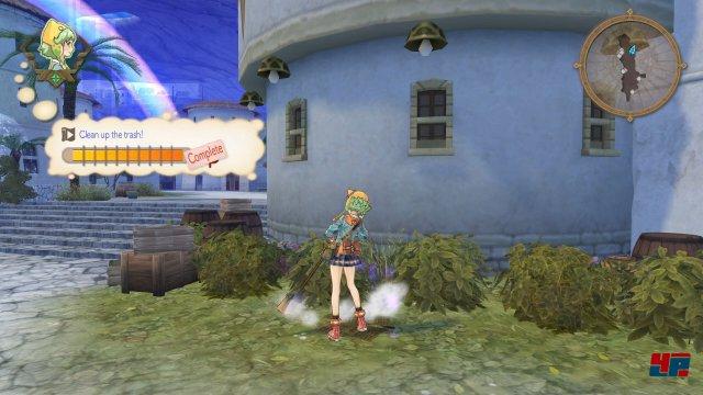 Screenshot - Atelier Shallie: Alchemists of the Dusk Sea (PlayStation3) 92499476