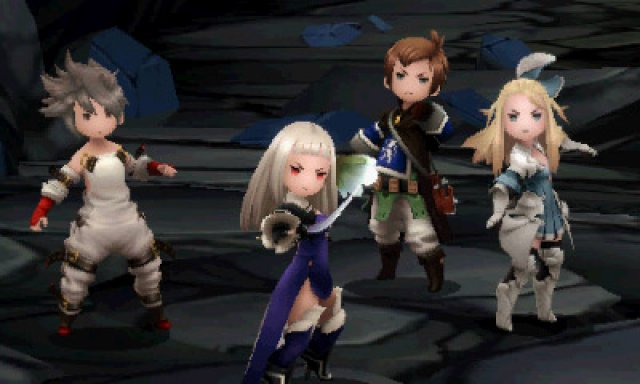 Screenshot - Bravely Second: End Layer (3DS) 92520761