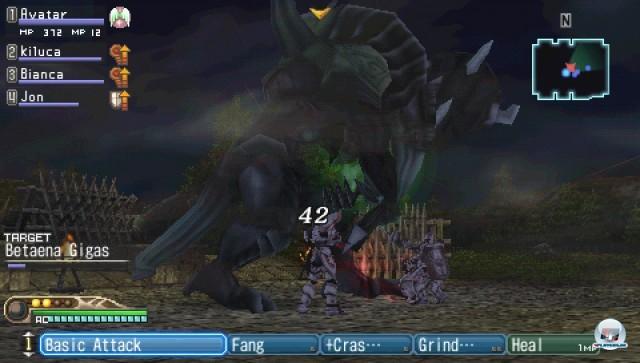 Screenshot - White Knight Chronicles: Origins (PSP) 2226962