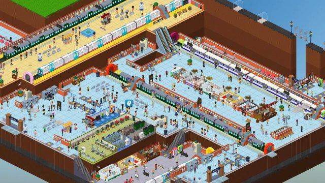Screenshot - Overcrowd: A Commute 'Em Up (PC) 92625938