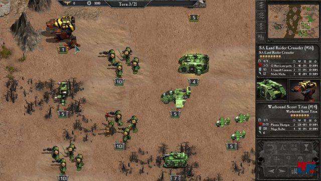 Screenshot - Warhammer 40.000: Armageddon (PC) 92495096