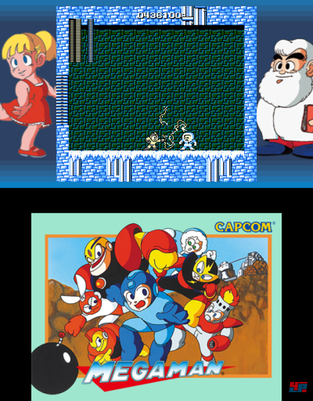 Screenshot - MegaMan Legacy Collection (3DS) 92521149