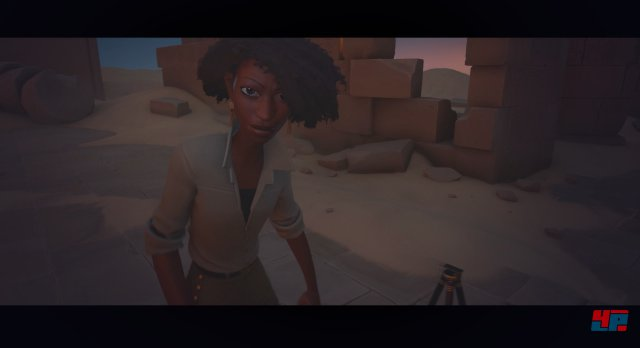 Screenshot - In the Valley of Gods (PC)