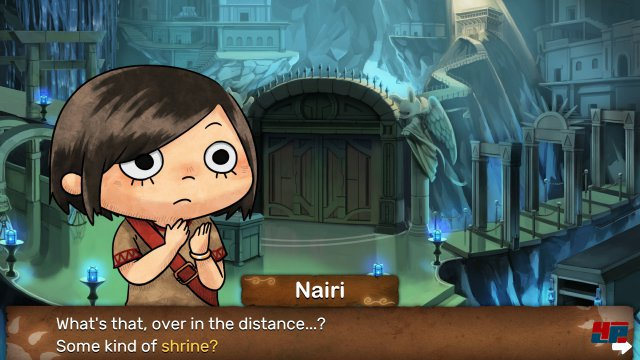 Screenshot - NAIRI: Tower of Shirin (PC)