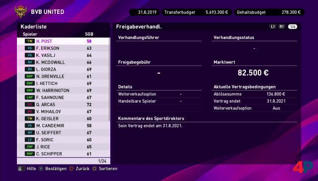 Screenshot - eFootball PES 2020 (PS4) 92596418