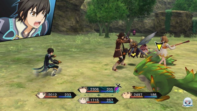 Screenshot - Tales of Xillia (PlayStation3) 2219297