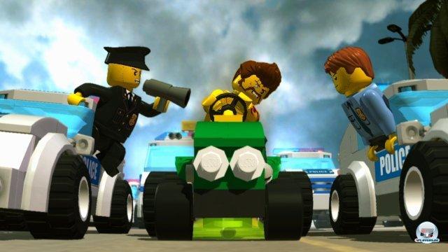 Screenshot - Lego City: Undercover (Wii_U) 92401362
