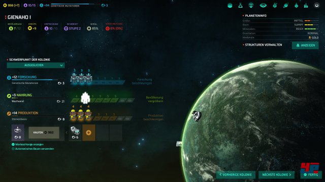 Screenshot - Master of Orion (PC) 92532200