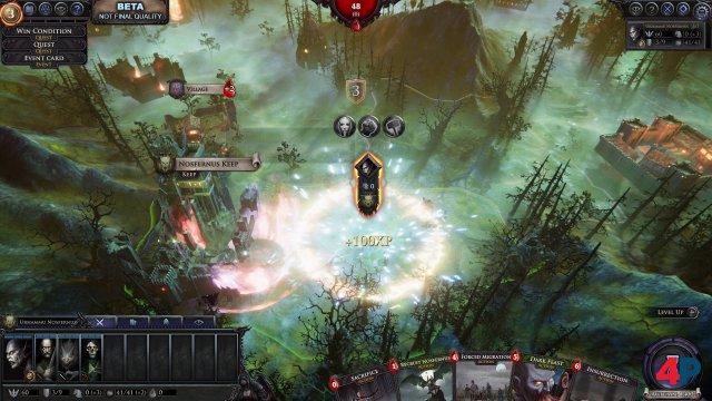 Screenshot - Immortal Realms: Vampire Wars (PC)
