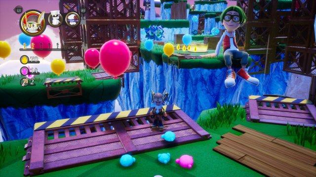 Screenshot - Balan Wonderworld (PlayStation5) 92638649