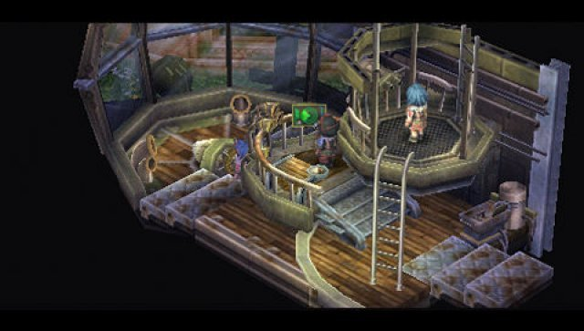 Screenshot - The Legend of Heroes: Trails in the Sky (PSP) 2290387