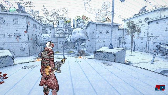 Screenshot - Drawn to Death (PS4) 92544159
