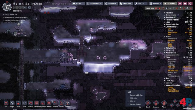 Oxygen Not Included (PC): Test, News, Video, Spieletipps