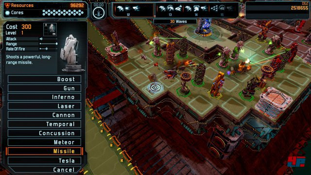 Screenshot - Defense Grid 2 (Switch) 92582595
