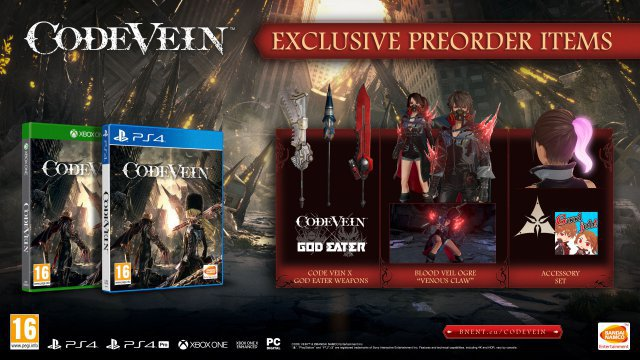 Screenshot - Code Vein (PC) 92566464