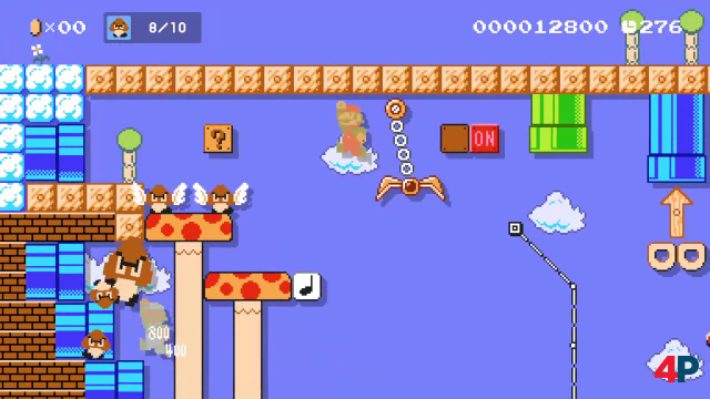 Screenshot - Super Mario Maker 2 (Switch) 92591477