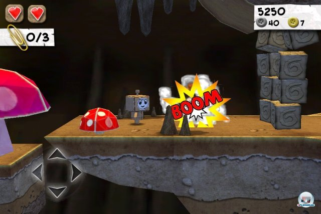 Screenshot - Paper Monsters (iPhone) 2316482