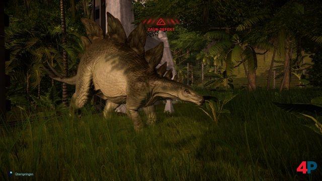 Screenshot - Jurassic World Evolution: Return to Jurassic Park (PC) 92603256