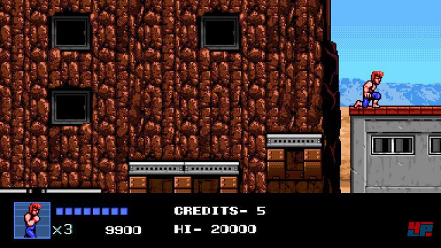 Screenshot - Double Dragon 4 (PC) 92540706