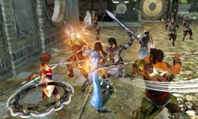 Screenshot - Dynasty Warriors VS (3DS) 2302927