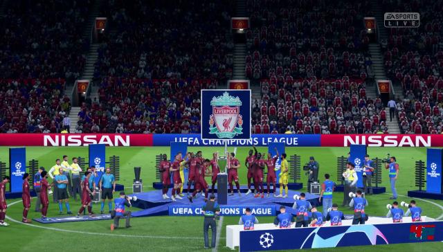 Liverpool gewinnt die Champions League...