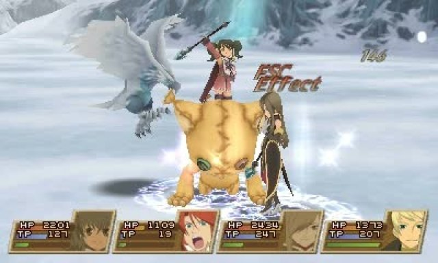Screenshot - Tales of the Abyss (3DS) 2292432