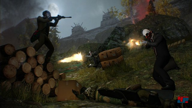Screenshot - PayDay 2 (PlayStation4) 92506683