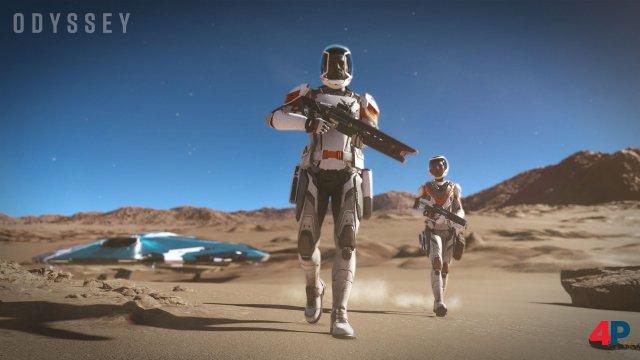 Screenshot - Elite Dangerous: Odyssey (PC)