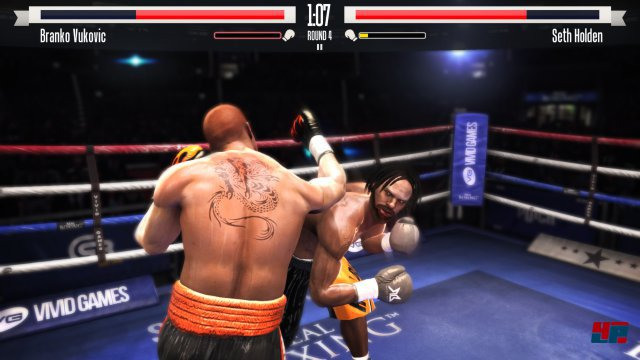 Screenshot - Real Boxing (PC)