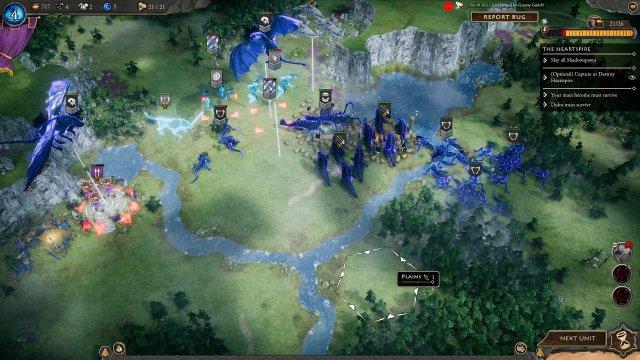 Screenshot - Fantasy General 2: Invasion (PC)