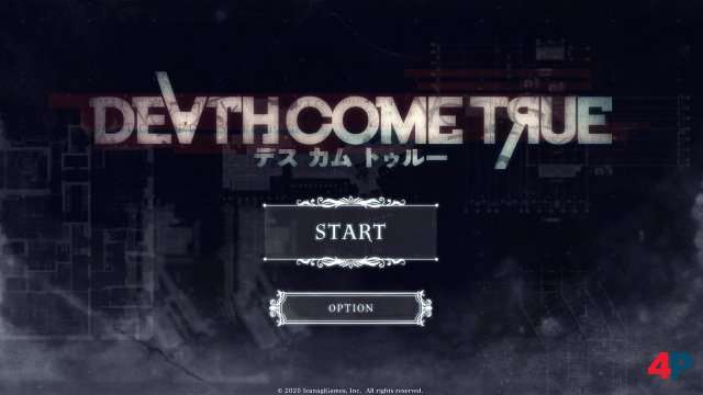 Screenshot - Death Come True (PC, Android, iPad, iPhone, PS4, Switch)