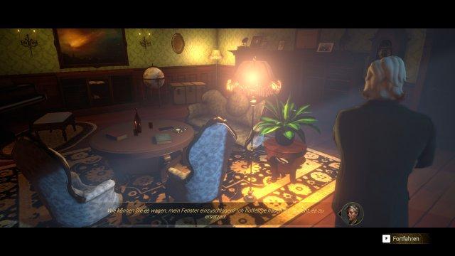 Screenshot - Arkham Horror: Mother's Embrace (PC) 92637826