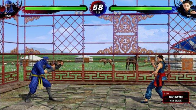 Screenshot - Virtua Fighter 5 Ultimate Showdown (PS4) 92643168