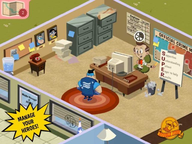 Screenshot - Middle Manager of Justice (iPad)