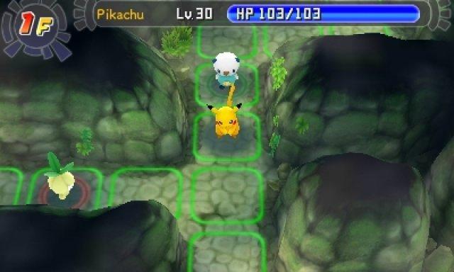 Screenshot - Pokémon Mystery Dungeon: Portale in die Unendlichkeit (3DS) 92457653