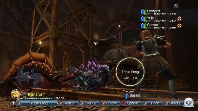 Screenshot - White Knight Chronicles II (PlayStation3) 2226917