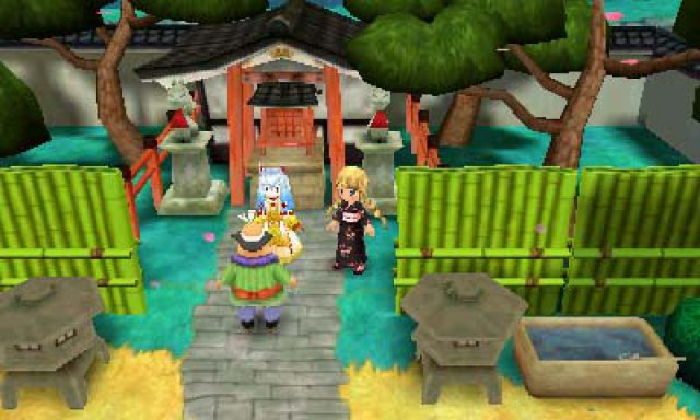 Screenshot - Story of Seasons: Trio of Towns (3DS) 92554172