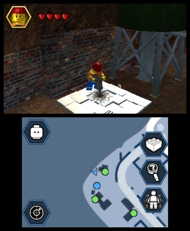 Screenshot - Lego City: Undercover (3DS) 92459480