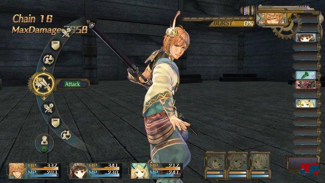 Screenshot - Atelier Shallie: Alchemists of the Dusk Sea (PlayStation3) 92499506