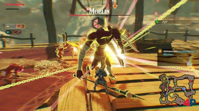 Screenshot - Hyrule Warriors: Zeit der Verheerung (Switch) 92629173
