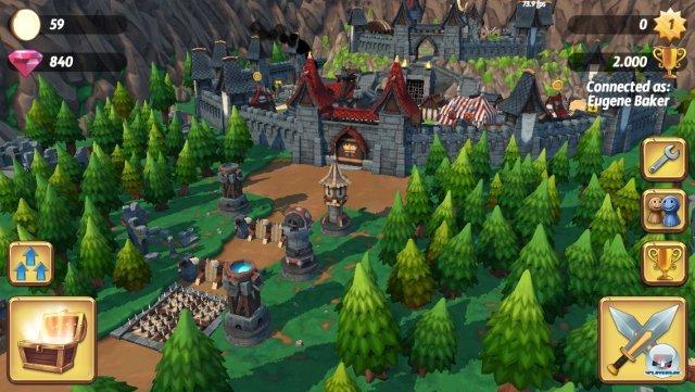 Screenshot - Royal Revolt 2 (Android)